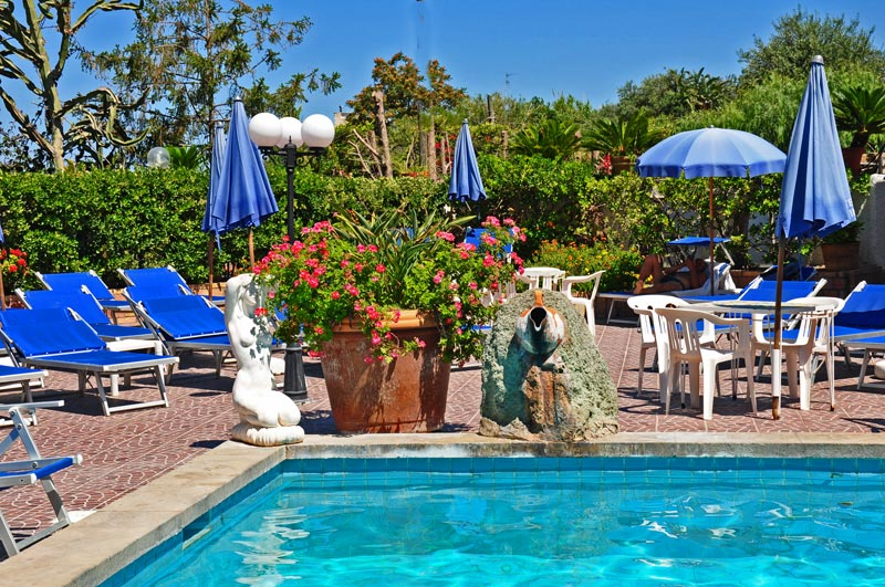 ischia hotel vinetum